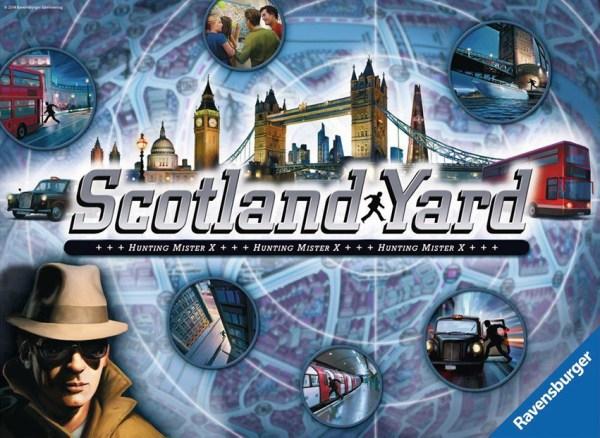 """Detektywistyczna gra planszowa """"Scotland Yard"""" na smartfonach"""