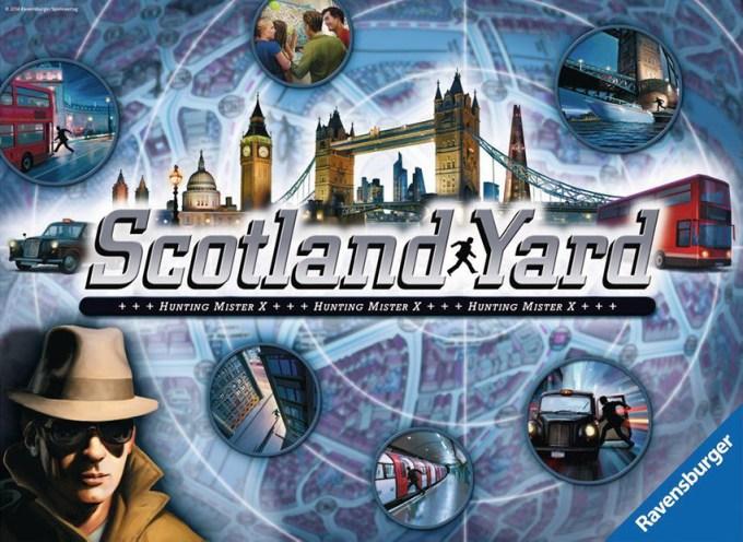 "Gra mobilna ""Scotland Yard"" (Ravensburger)"