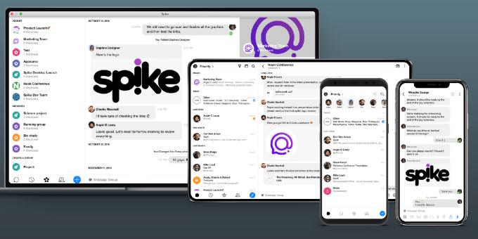 Aplikacja Spike na każde urządzenie