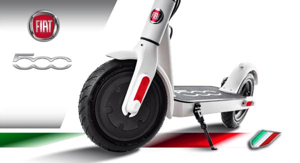 Hulajnoga FIAT F500-85 z lepszym silnikiem już dostępna!