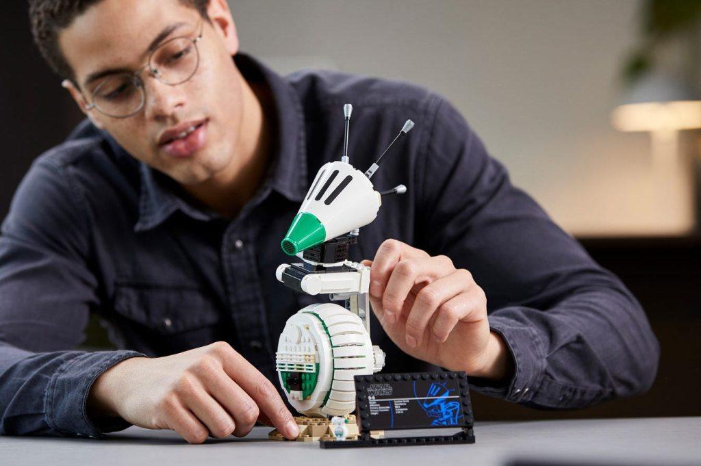 Droid LEGO® Star Wars™ D-O™