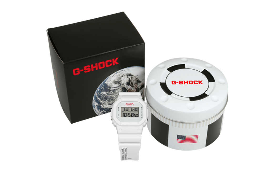 CASIO G-Shock DW5600NASA20