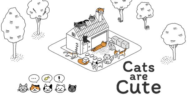 """""""Cats are Cute"""" – kreską rysowany raj dla kociarzy"""