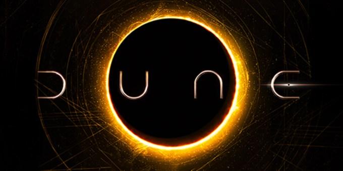 Dune Movie (logo film 2020)