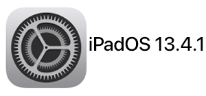 iPadOS 13.4.1