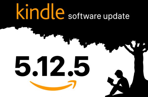 Aktualizacja Kindle Firmware 5.12.5