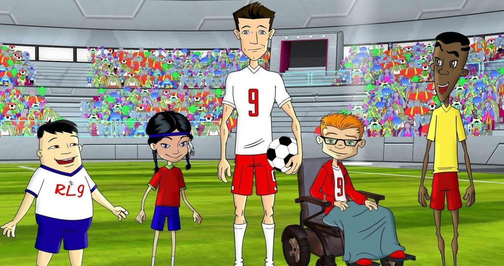 """Serial animowany TVN – """"Kosmiczny wykop"""" (2020)"""