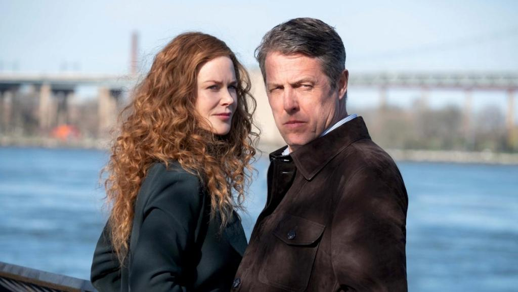 "Serial HBO ""Od nowa"" (The Undoing)"