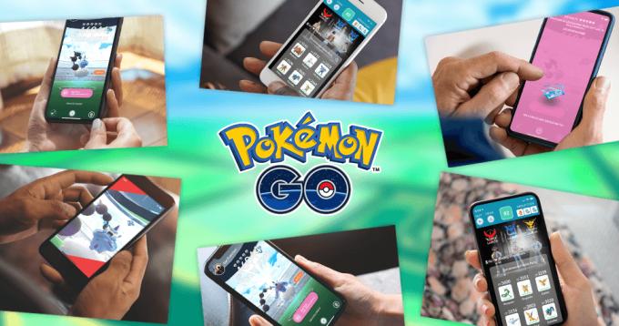 Wktualizacja gry Pokemon GO (kwiecień 2020)