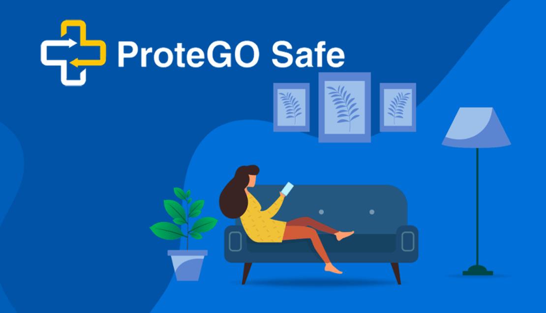 ProteGO Safe - aplikacja rządowa do walki z koronawirusem