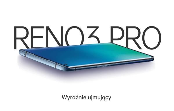 OPPO Reno3 od 10 kwietnia trafi do sprzedaży w Polsce