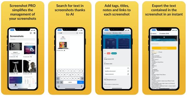 Screenshot PRO pomoże Ci uporządkować zrzuty ekranu na smartfonie