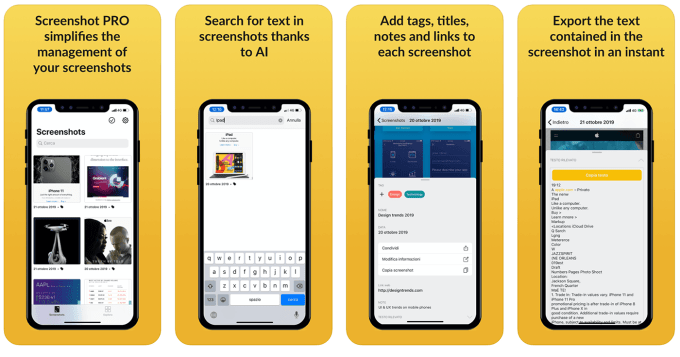 creenshot PRO Screenshots App