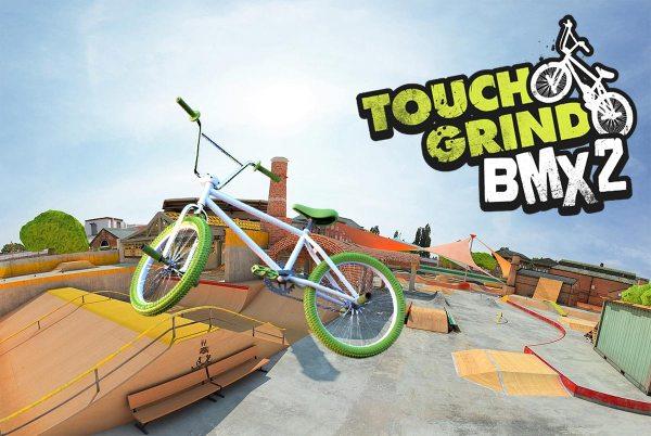 """W """"Touchgrind BMX 2"""" potrzebujesz naprawdę szybkich palców!"""