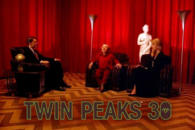 Scena z czerwonego pokoju – 30 lat serialu Twin Peaks