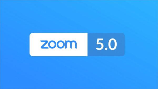 Zoom 5.0 z ulepszeniami związanymi z bezpieczeństwem