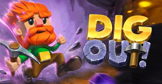 Dig Out! - Dungeon Digger