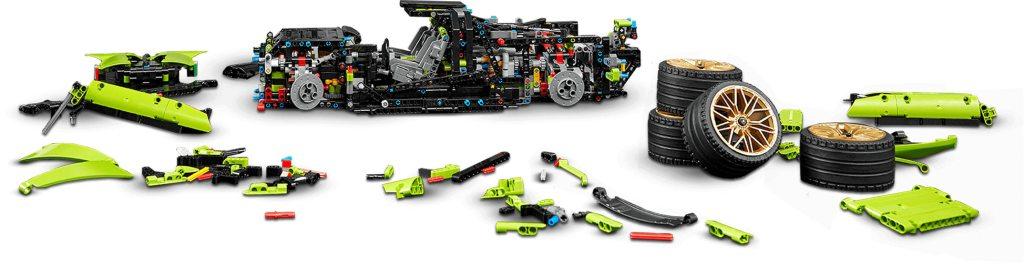 LEGO® Technic™ Lamborghini Sián FKP 37 - klocki