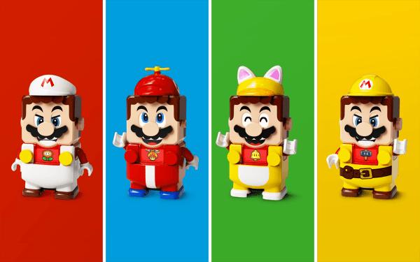 Figurki LEGO Super Mario kupisz od 1 sierpnia!