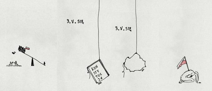 fot. The Girl Who Fell on Earth – Matylda Damięcka