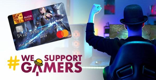 Fani LoL-a będą mogli otworzyć specjalne konto dla graczy w Alior Banku!