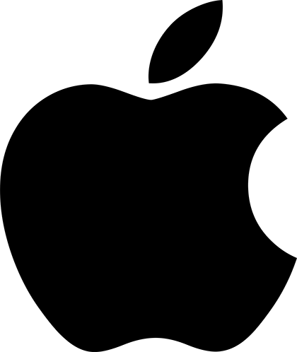 Apple logo (png)