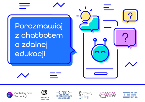 IBM we współpracy z wiodącymi NGO uruchamia EduBota