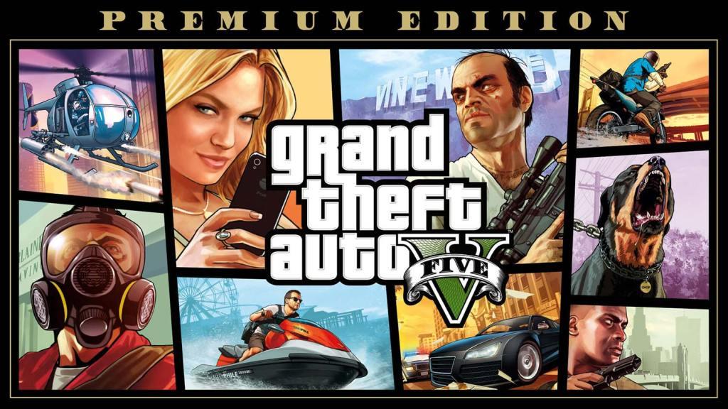 Grand Theft Auto V: Edycja Premium