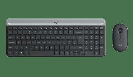 Zestaw bezprzewodowy MK470 Slim Wireless Combo