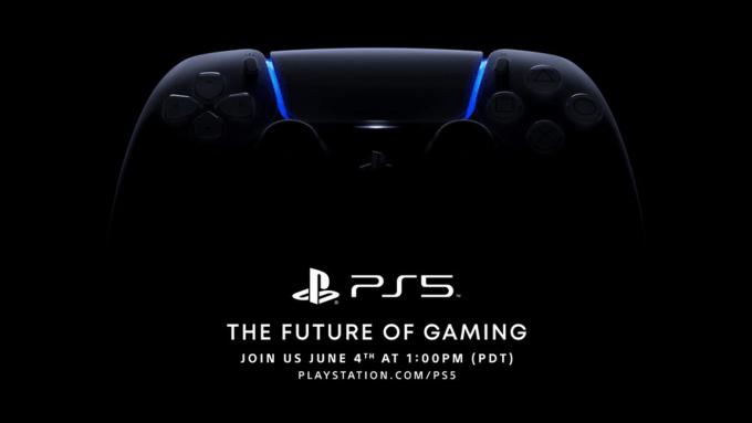 PlayStation 5 - The Future of Gaminh - konferencja Sony 4 czerwca 2020 r.