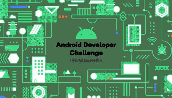 Nagrodzone aplikacje w Android Developer Challenge (uczenie maszynowe)