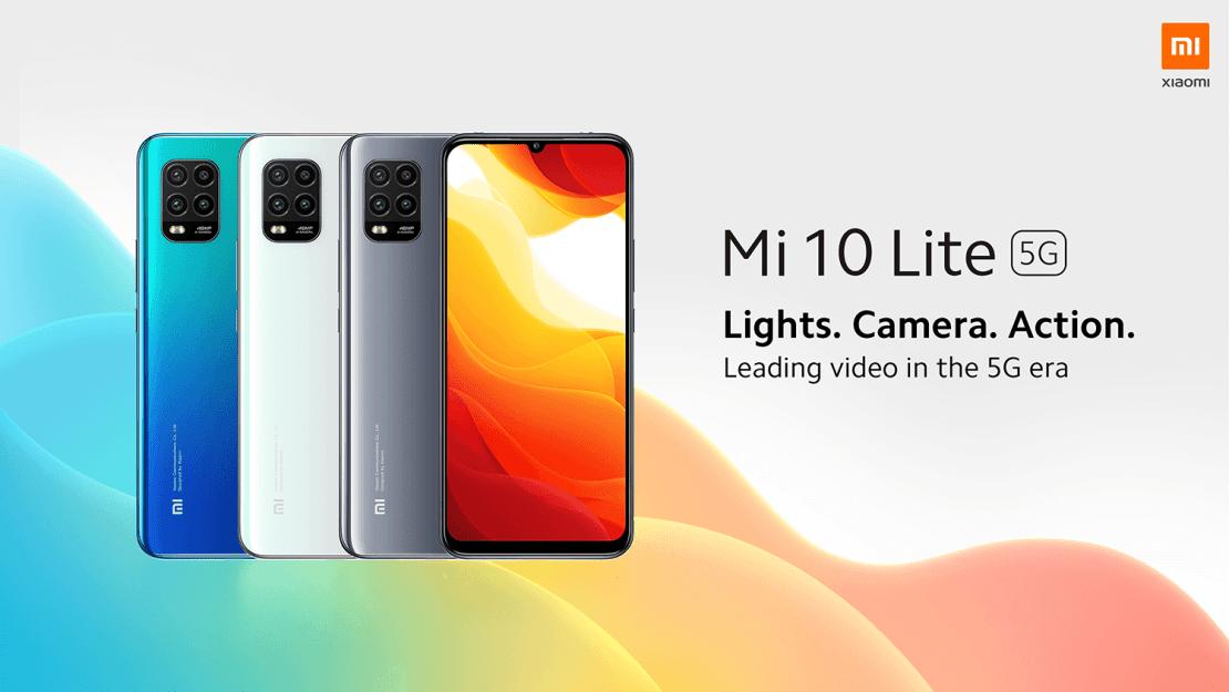Xiaomi Mi 10 Lite 5G - dostępny w Polsce