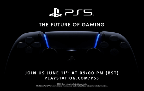 PS5 The Future of Gaming zaplanowane na 11 czerwca