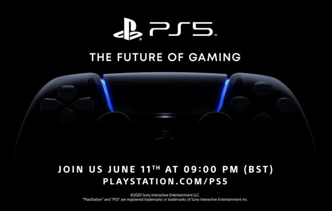 """The Future of Gaming on PlayStation 5"" – 11 czerwca 2020 r. (reklama z Twitcha)"