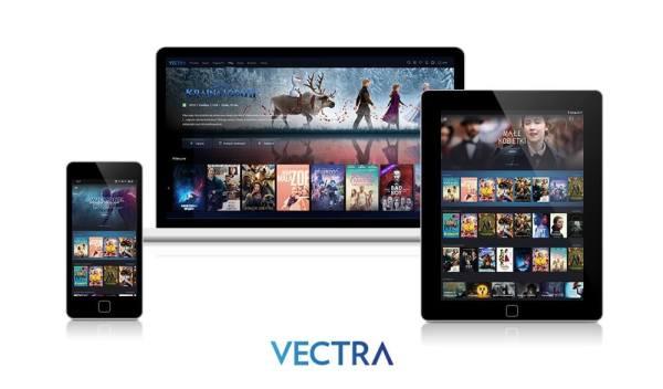 Vectra uruchomiła usługę VOD w TV Online