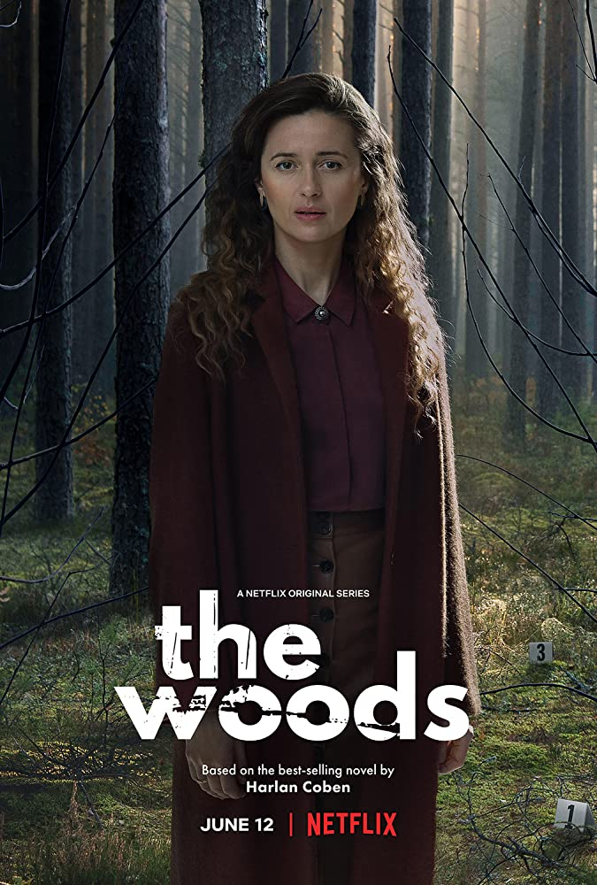 Agnieszka Grochowska (W głębi lasu – The Woods), Netflix 2020
