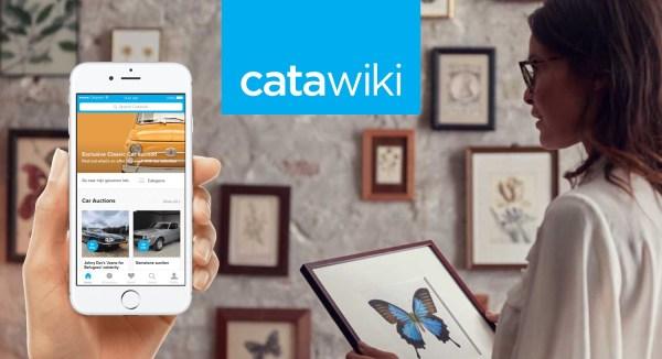 """Aukcje z unikatami znajdziesz w apce """"Catwiki""""!"""