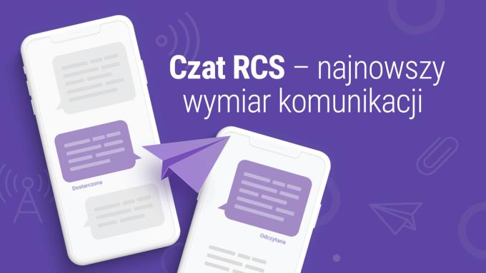 Czat RCS w sieci Play