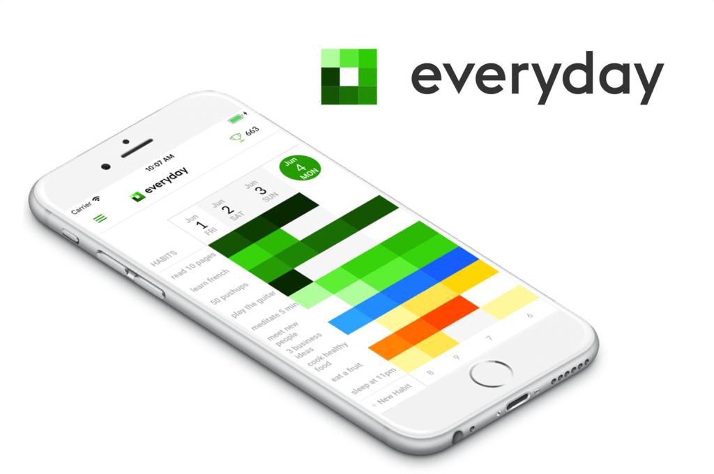 Aplikacja: Everyday Habit Tracker