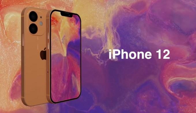 Koncepcja iPhone'a 12