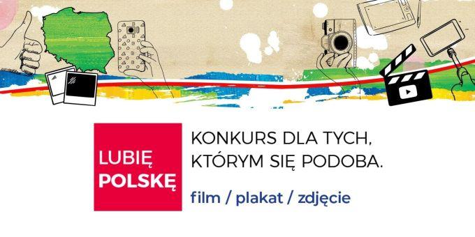 """Konkurs """"Lubie Polskę"""" (Ministerstwo Cyfryzacji)"""