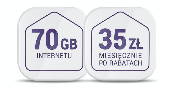 Nowa oferta w Play (czerwiec 2020) - 70 GB za 35 zł