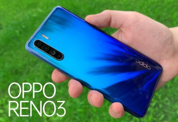 Oppo Reno3 to przyzwoity smartfon z Androidem w dobrej cenie!