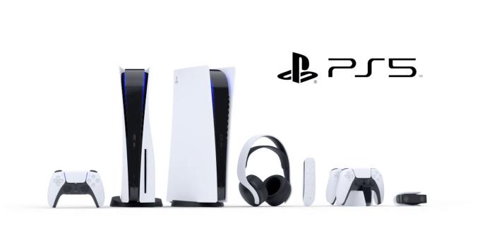Konsola PS5 i rodzina akcesoriów