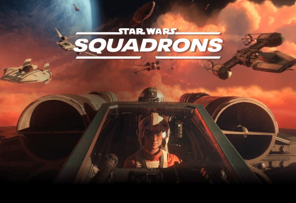 Star Wars: Squadrons – X-wing