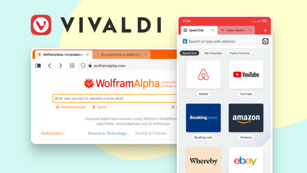 Vivaldi – mobilna przeglądarka internetowa na Androida