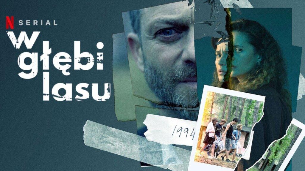 """Serial """"W głębi lasu"""" (The Woods) – Netflix Original 2020"""