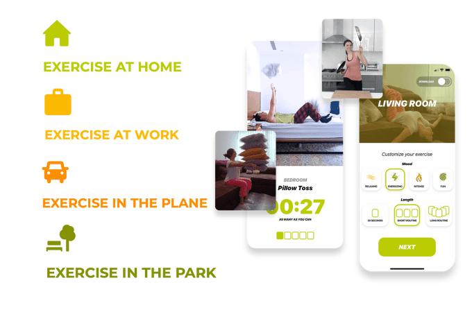 Wakeout! - Fun home exercises