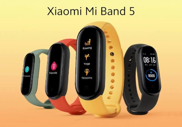 Xiaomi Mi Band 5 – sprawdź oficjalną specyfikację i ceny!