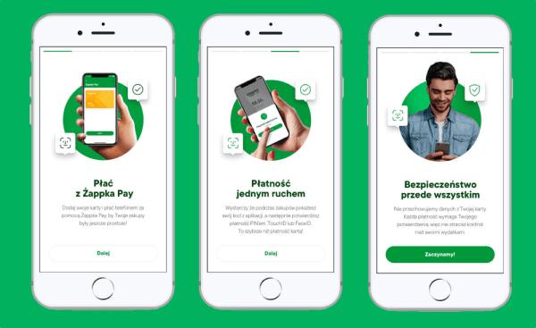 Żappka Pay dostępne w sieci sklepów Żabka